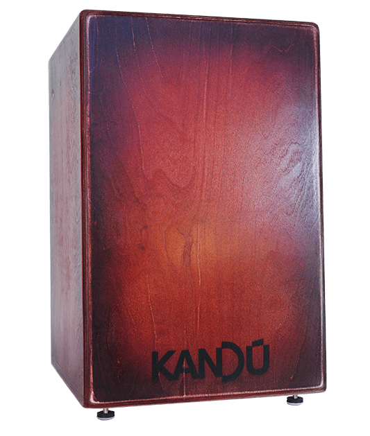 cajon-flame-wild-burning-red-burst