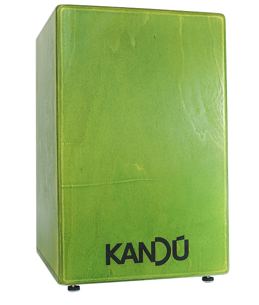 cajon-flame-wild-green-acid