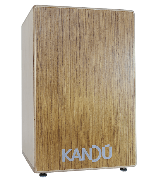 Tempest Jungle Vibe Cajon – K9 – Teak tan