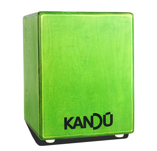 cajon-traveler-green